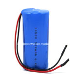 7.4V Digital Meter Lithium Battery con SANYO 18650