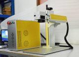 Mini preço portátil da máquina de gravura do laser para a venda