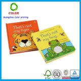カスタム板紙表紙の児童図書の印刷