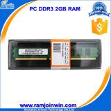 Lage niet-Ecc Memory van Density 1333MHz Bulk DDR3 RAM 2GB