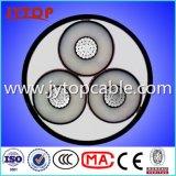 Средств кабель 3X95mm напряжения тока 15kv алюминиевый с сертификатом CE