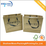 LuxuxCustom Paper Gift Packaging Bag mit Handle (AZ-121719)