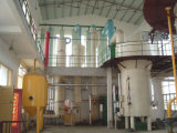 Petrolio Cake Solvent Extraction Plant con Normal e Negative Pressure