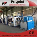 機械(PPTF-70)を作る高速ペットプラスチックコップ