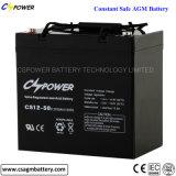 A válvula regulou a bateria acidificada ao chumbo para o sistema 12V45ah do UPS