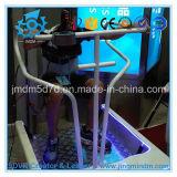 Piccole montagne russe Machine 9DVR Simulator Standing Model 9d Vr Cinema Simulator di Amusement Rides 9d Vr