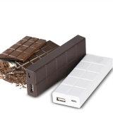 Heiße verkaufende nette Schokoladen-bewegliche Energien-Bank für intelligentes Telefon