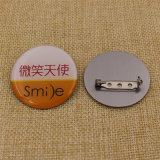 Different NameのカスタムOffset DIGITAL Printing Metal Name Badge