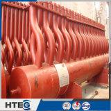 En-tête divers de chaudière de constructeur de la Chine pour des panneaux de mur de l'eau