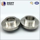 Peças centrais do torno da maquinaria do metal do CNC da precisão, peças de maquinaria do CNC