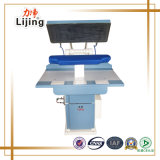 Pressa del vapore della macchina della lavanderia che riveste di ferro con la configurazione del gancio del ferro