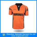 رخيصة بالجملة كرة قدم جرسيّ برتقاليّة كرة قدم بدلة لأنّ فريق