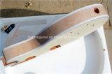 Art-elektrische Gitarren-Installationssatz der Hanhai Musik-/Langspielplatte mit vollständiger Gitarre der Befestigungsteil-DIY