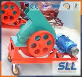 ディーゼル機関の木製の快活なシュレッダーまたは木製の砕木機または木製欠ける機械