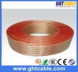 透過Flexible Speaker Cable (2X1.0mmsq CCA Conductor)