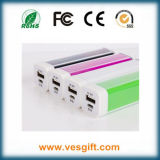 5200mAh Plastic Mobile Charger