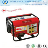 CER Approval Kobal Type 2kw Copper 100% Gasoline Generator