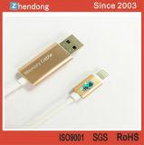 Cable elegante del programa piloto de memoria Flash del USB