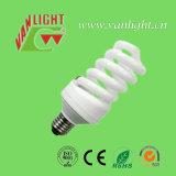가득 차있는 나선형 에너지 절약 램프 T3-26W CFL 점화