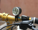 30W Bicycle Light с 4000 Lumens