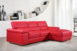 ベストセラーの現代商業居間の革ソファー(HC6365)