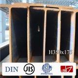 Acero JIS (200*200) de la viga del carbón H