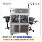Máquina automática de la asamblea de Hemostix