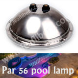 300W Halogen СИД Replacement 12V 18X3w RGB PAR56 СИД Swimming Pool Light