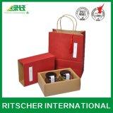 Kundenspezifischer Papierverpackungs-Beutel-verpackenbeutel und Paket-Beutel