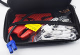 12V 다중 Functional Emergency Car Jump Starter 재충전용 Li 이온 건전지