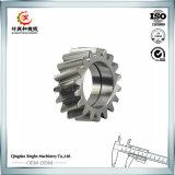 Шестерня CNC подвергая механической обработке подгонянная коническим зубчатым колесом стальная с поворачивать