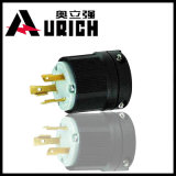 HauptAppliance UL 10A 13A 125V Power Cord Plug