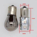 CREE 45W LED S25 sondern silbernes Crom LED Drehung-Licht/Bremsen-Licht aus