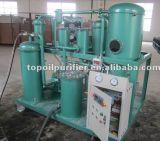 Máquina da purificação de petróleo hidráulico do óleo de lubrificação de Tya da série da qualidade superior