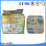 Baby descartável Diapers com Magic Tapes em Factory Price