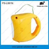 Mini linterna solar con el cargador del teléfono móvil para acampar o la emergencia (PS-L061)