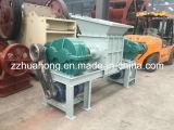 Macchina di plastica residua della trinciatrice, macchina di riciclaggio di plastica da vendere