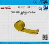 ASME B30.9 que nós catraca amarram para baixo (TS-L33-01)