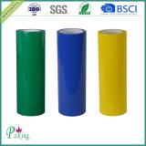 Nastro adesivo dell'imballaggio della pellicola di colore verde OPP