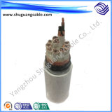 Cable de XLPE/PVC/PE/Armored/Screened/Individual/Overall/Instrument/Control