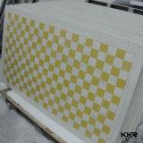 Kkrの固体表面の顧客用正方形のコーヒーテーブル(V70216)