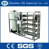 Máquina pura industrial do amaciamento de água da máquina da água da capacidade elevada