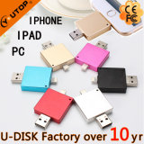 Android iPhone Telefone celular OTG USB Flash Drive 16GB