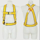Meios correia de segurança do corpo/chicote de fios para o trabalhador da construção
