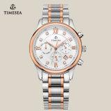 Orologio da uomo d'orologio zaffiro è con in oro rosa placcato 72163