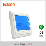 Lcd-intelligenter Heizungs-Thermostat mit Cer-Bescheinigung (TX-831)