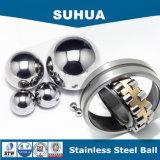 esfera de aço inoxidável de 13.4938mm AISI 304 para equipamentos médicos