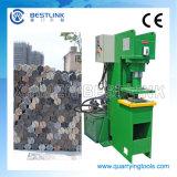 Máquina de rachadura de pedra da estaca e de carimbo do granito hidráulico