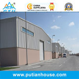 Hangar industriel de structure métallique de qualité