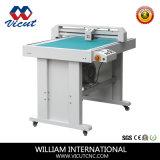 Table traçante à plat de découpage de machine de découpage de haute précision (VCT-MFC9060)